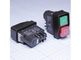DKLD DZ-6 5E4 250V/15A 2off-on выключатель