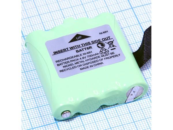 Аккумулятор 4,8V/700 BATT6R