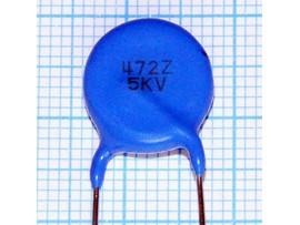 Конд.4700p/5,0kV Z5V