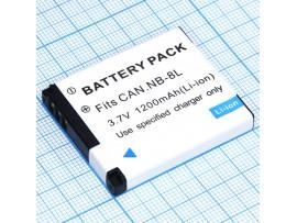 Аккумулятор CANON NB-8L 3,7V/740 mAh