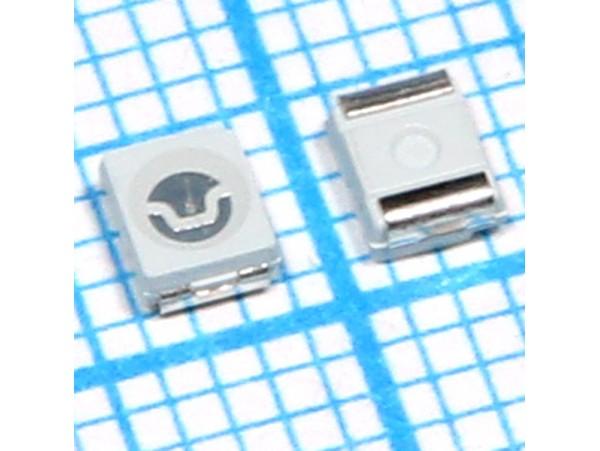 Чип LED 3528 B 150-250mcd 455-460nm 3V 20mA светодиод
