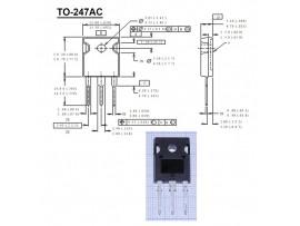 STPS6045CW диод Шоттки 45V/60A
