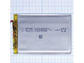 Аккумулятор 3.7V/2900mAh LP545590-PCB-LD Li-POL