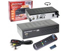World Vision T62D ресивер эфирный DVB-T2