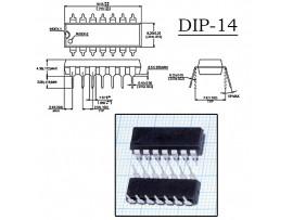 JRC2279D (NJM2279)