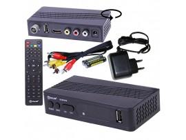 D-COLOR DC820HD ресивер эфирный DVB-T2,HD-С