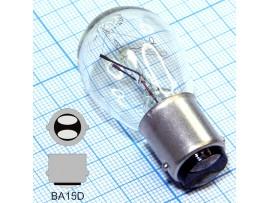 Лампа РН110-8 110V/8W d15D/18