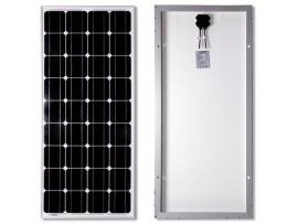 Солнечная панель 100w/12v монокристаллическая