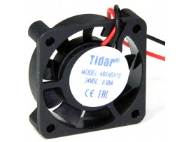 Вентилятор 24V/0,08A 40х40х10 RQD4010MS