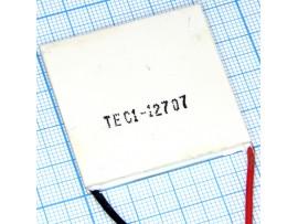 TEC1-12707 элемент Пельтье 40х40х3,5
