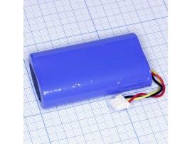 Аккумулятор 7,4V/2200 mAh секция 2х18650 Li-Ion
