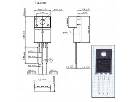 TK8A65D транзистор