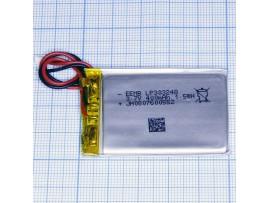 LP303248-PCM-LD Аккумулятор Li-Pol 3,7V/400mAh