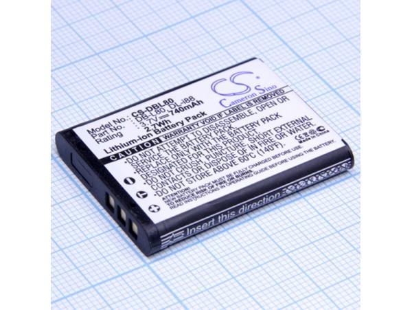 CS-DBL80 Аккумулятор 3,7V/740 Li-Ion (BL-40C)