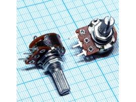 Рез. 10к S16KN1-B L=20 с выключателем