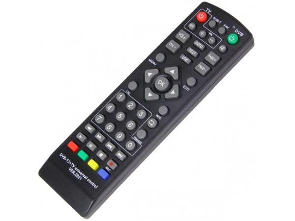 ПДУ DVB-T2+2 универсальный Ver.2019