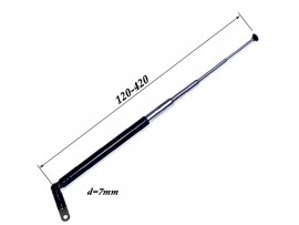 АНТЕННА AST-7 d=7;120/420 с поворотным устройством