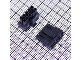 0430251000 MOLEX корпус розетки 10к.(2х5) на каб.