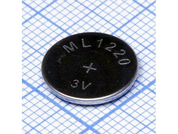 ML1220 аккумулятор 3V