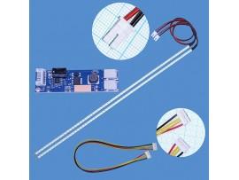 Комплект 418мм 72 LED для подсв. LED-мониторов