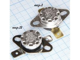KSD-301-125С 250V10A Термостат нормально замкнутый