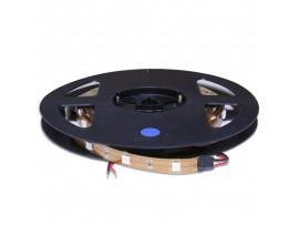 Лента Blue IP20-12V-7.2W 10х2mm светодиодная