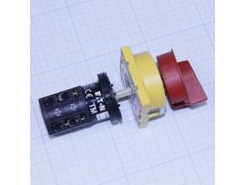 TM-2-8292/E/SVB Переключатель кулачковый