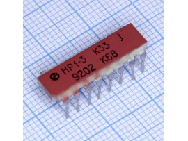 НР1-3 330 Ом набор резисторов