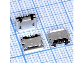 Micro USB 5pin 5S гн. на плату