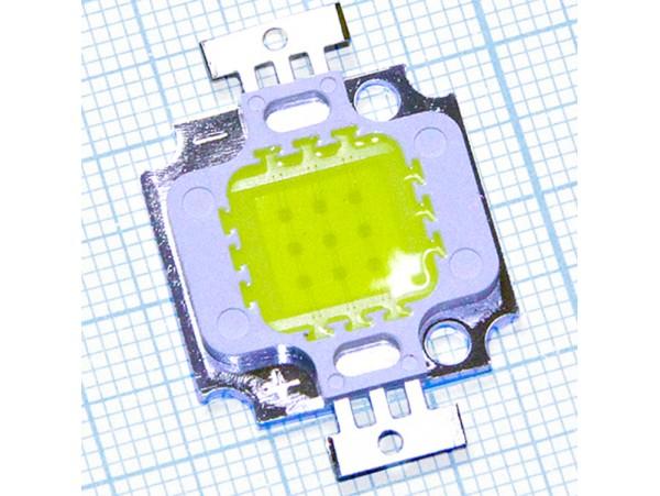 Модуль led 10W 30V 7000k 900Lm white