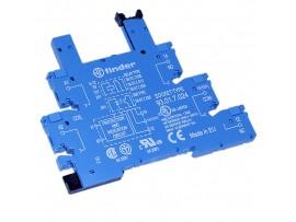 93017024 колодка реле 24VDC, LED-индикатор