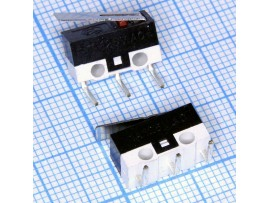 DM1-01C-30 микропереключатель 125V. 1A, планка