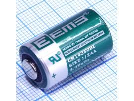 CR14250BL Батарея 3,0V [AA1/2] EEMB