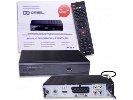 Oriel-794 ресивер эфирный DVB-T2,HD без шнура RCA