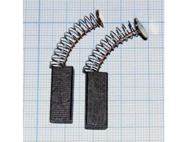 Щетки 5x8x20 (пружина) для эл.двиг., пара