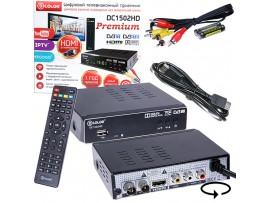 D-COLOR DC1502 HD ресивер эфирный DVB-T2