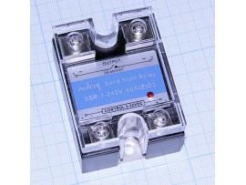 SSR-1 240V 60A (Z)D3 (3-32VDC) реле твердотельное