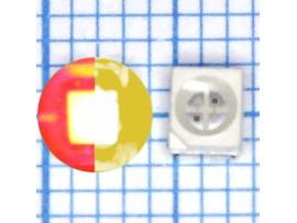 Чип LED KAA-3528SURKSYKC кр/жёлт. 3.5x2.8мм