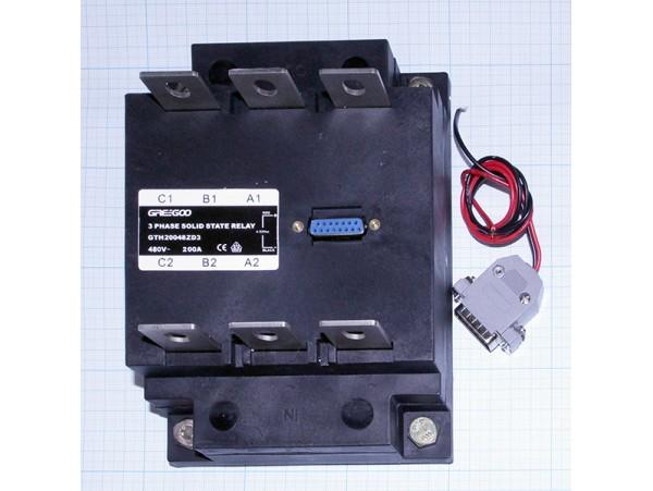 GTH20048ZD3 реле твердотельное 480V/200A