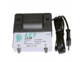 LX-50 усилитель антенный квартирный