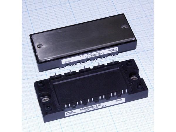 6MBI50S-120 сил. модуль IGBT