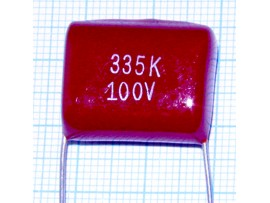 Конд.3,3/100V К73-17 аналог