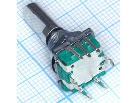 Энкодер R193 металл ручка спил. L=20 мм