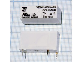 V23061-A1005-A302 Реле 12VDC 8A/250VAC