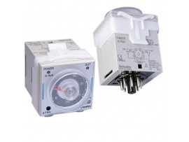 AT8N 100-240VAC/24-240VDC Реле времени
