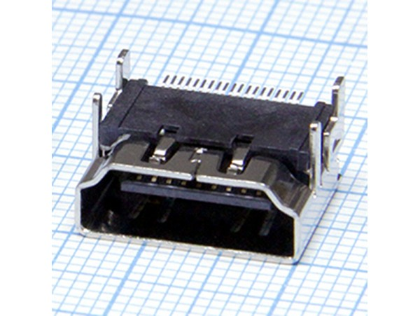 HDMI розетка на плату F-19-02