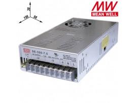 SE-350-7.5 Преобразователь напряжения ~220V>7.5V(46A)
