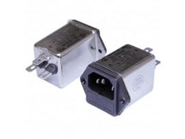 DL3DZ2R фильтр сетевой 3А, 250В