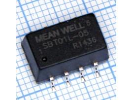 SBT01L-05 (5V±10%>5V/0,2A) Преобразователь напр.