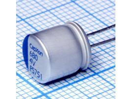 Конд.680/4V 0808 85°C PS